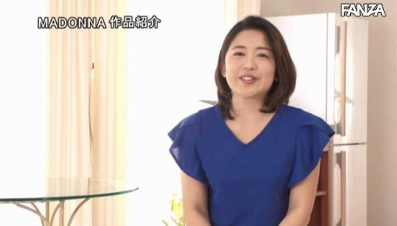人妻キャリアウーマン 上野朱里 セックス画像 19