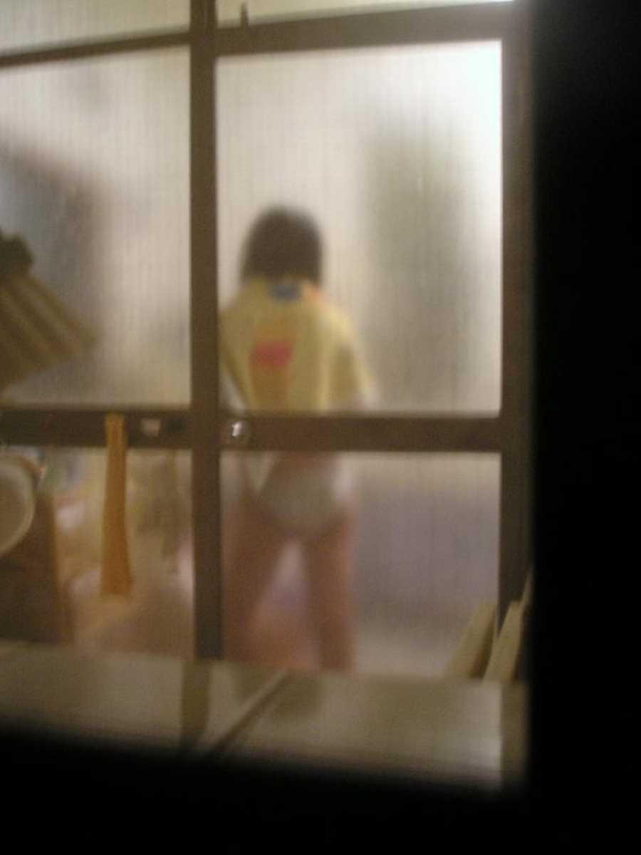 家の着替え盗撮画像 44