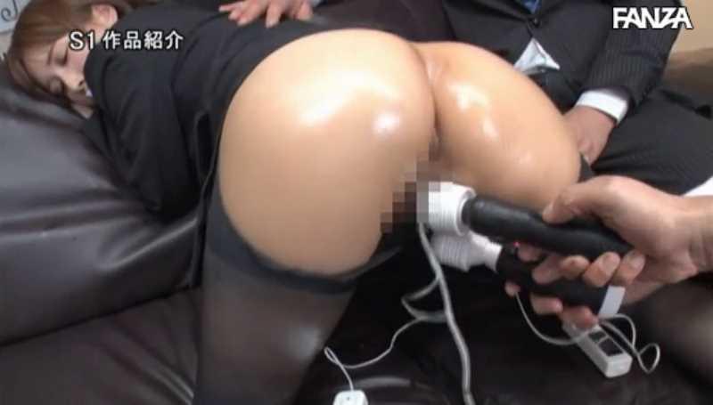 美人キャビンアテンダント 小島みなみ 輪姦セックス画像 36