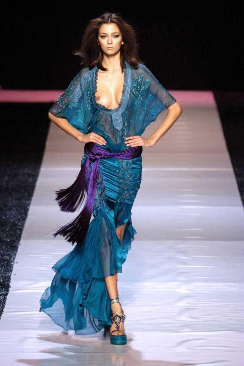 海外 ファッションショー画像 28
