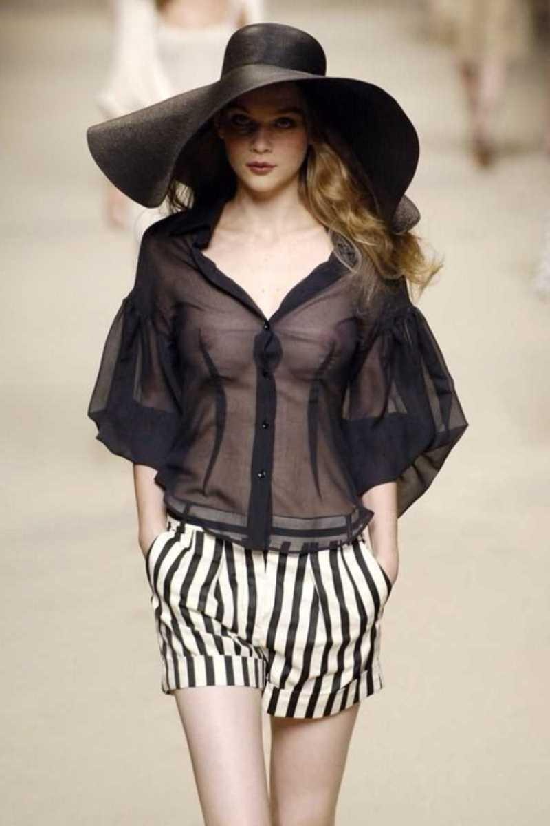 海外 ファッションショー画像 107