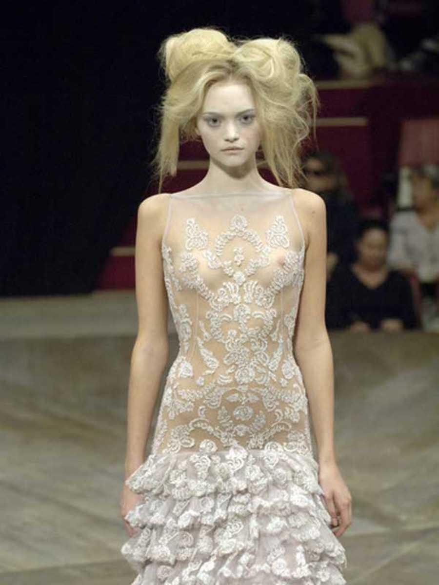 海外 ファッションショー画像 124
