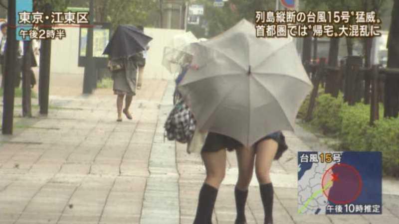 台風 エロ画像 20