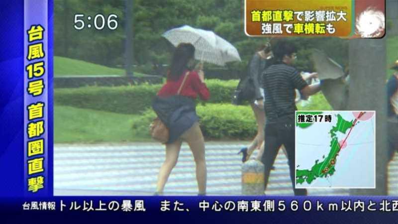 台風 エロ画像 24
