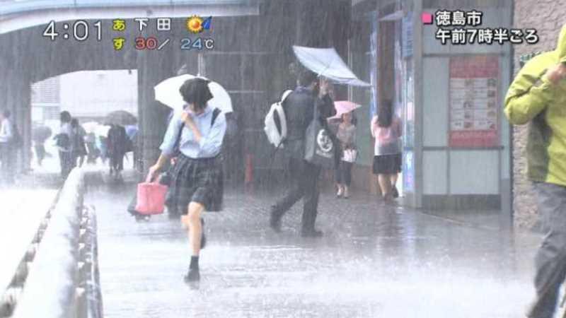 台風 エロ画像 44