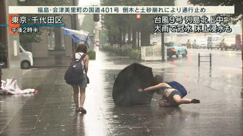 台風 エロ画像 48