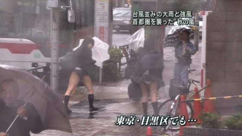 台風 エロ画像 58