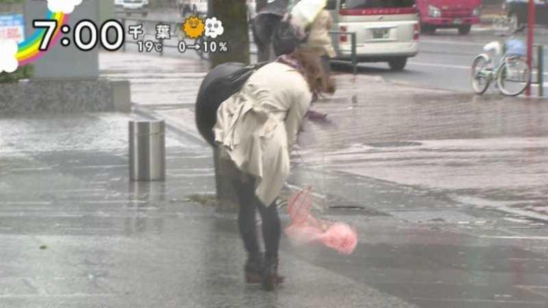 台風 エロ画像 59