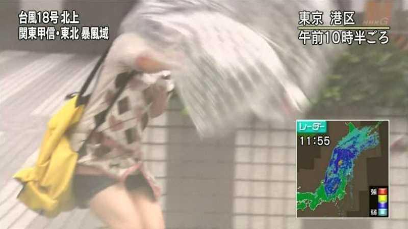 台風 エロ画像 70