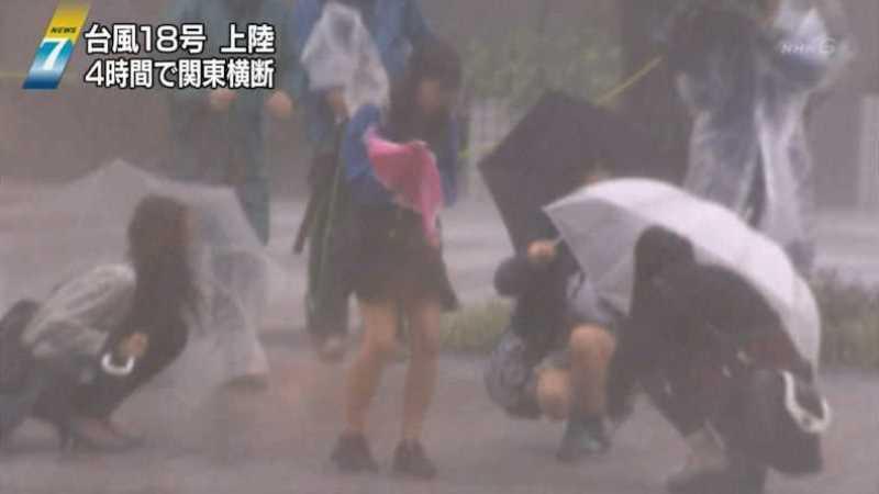 台風 エロ画像 78