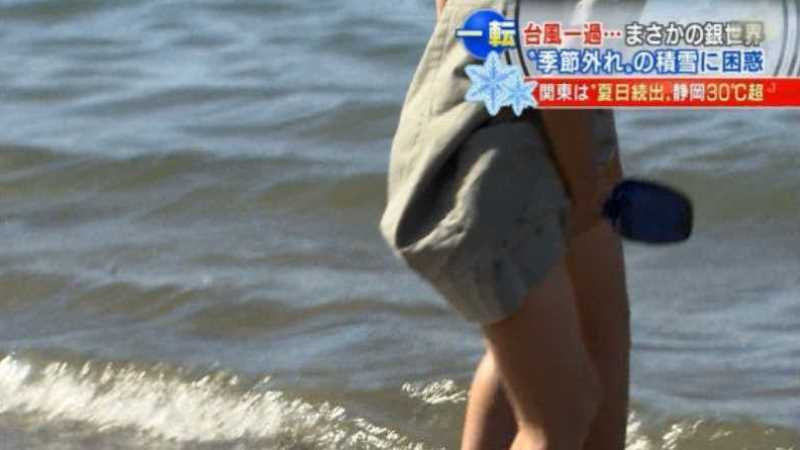 台風 エロ画像 95