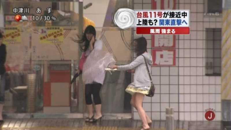 台風 エロ画像 96
