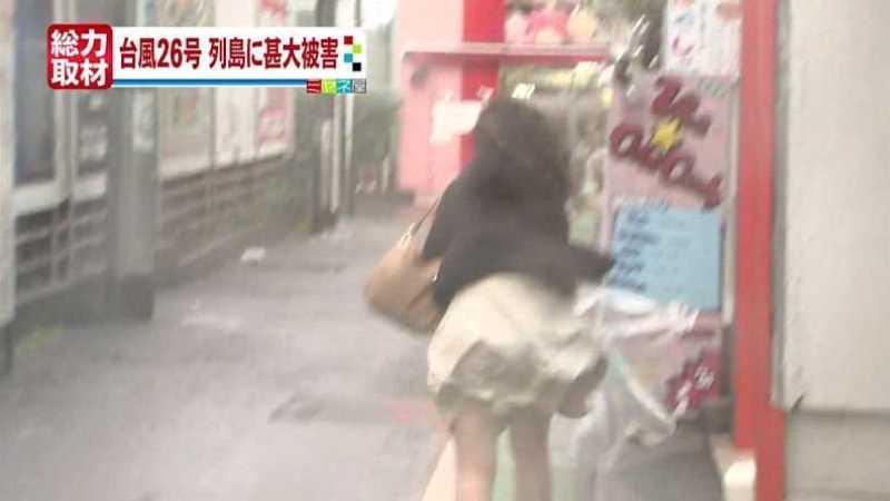 台風 エロ画像 105