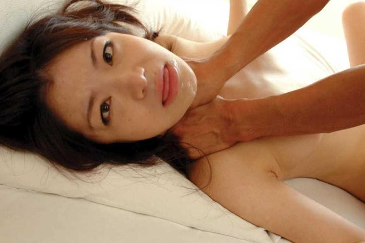 首絞め セックス画像 23