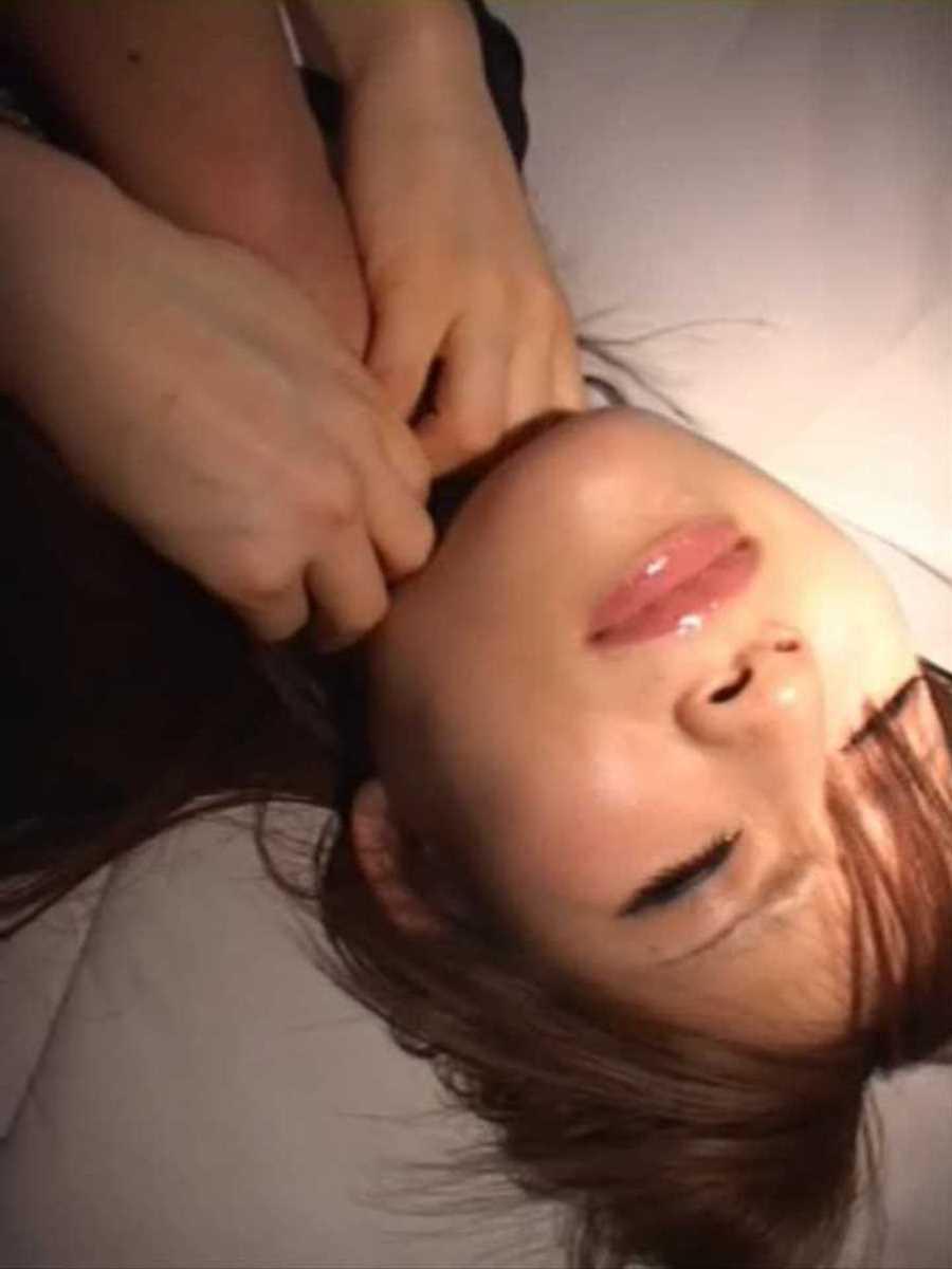 首絞め セックス画像 53