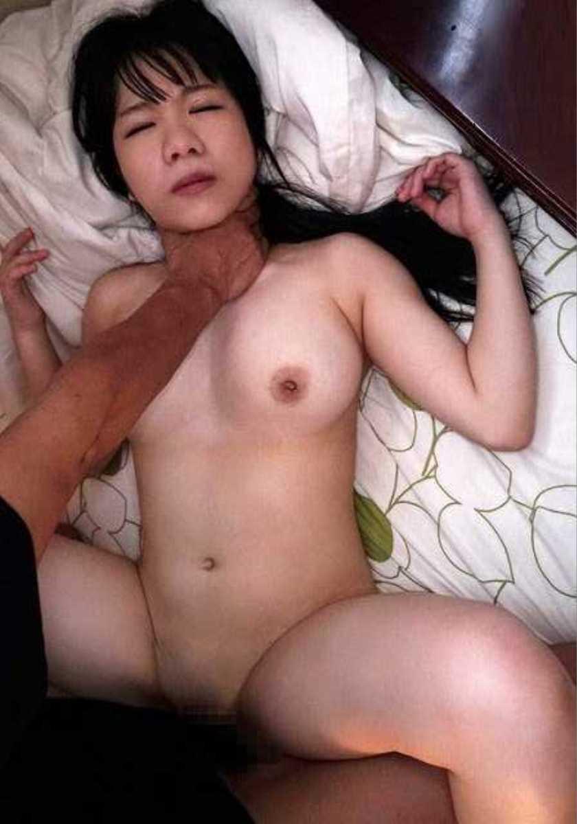 首絞め セックス画像 61