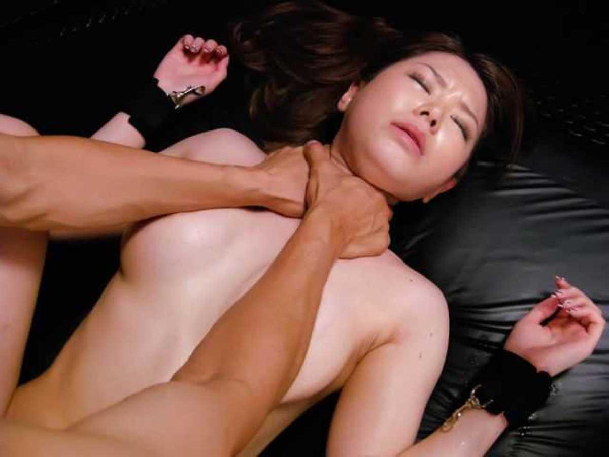 首絞め セックス画像 87
