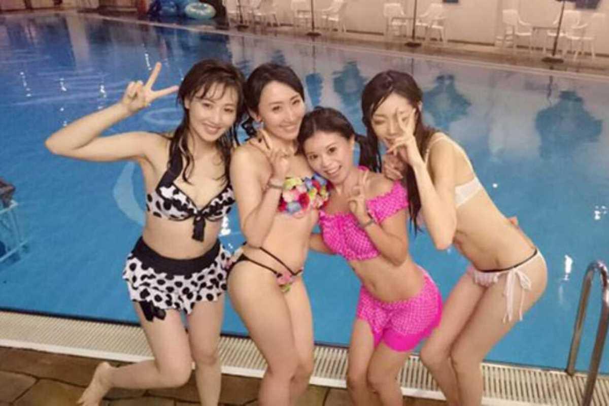 女子大生の水着画像 8