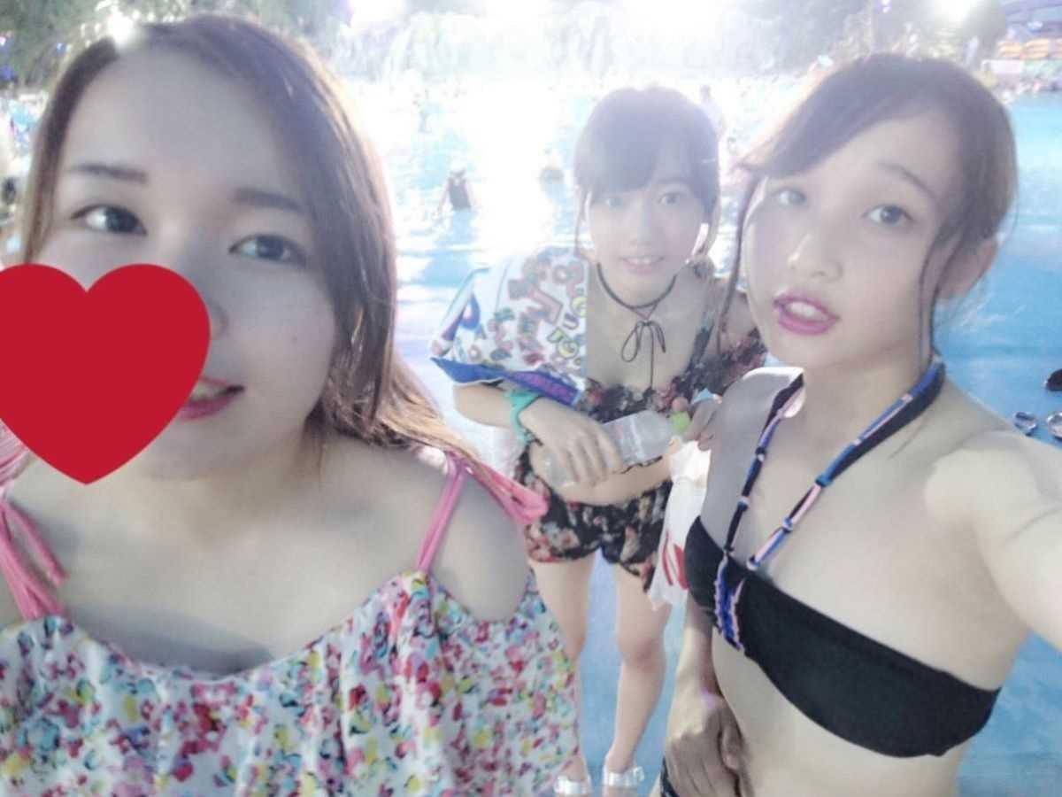 女子大生の水着画像 39