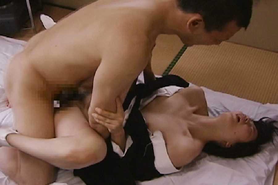喪服 セックス画像 7