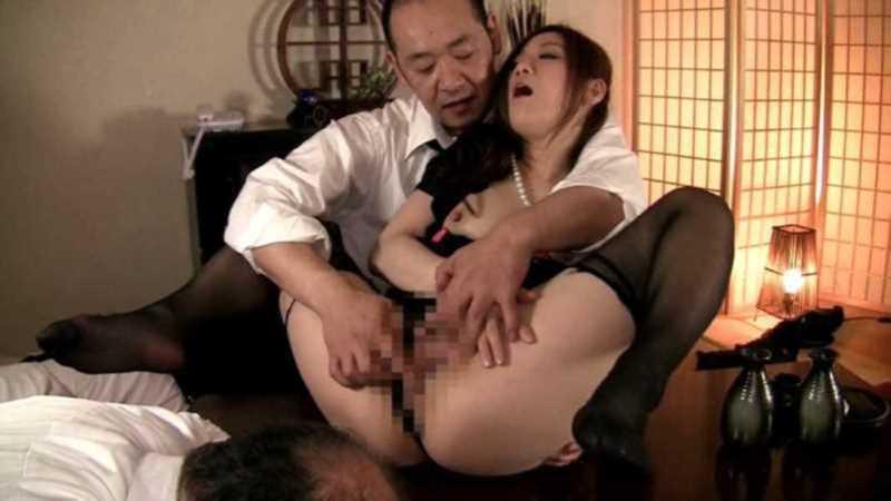 喪服 セックス画像 14