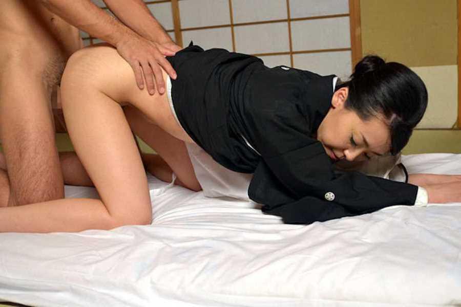 喪服 セックス画像 58