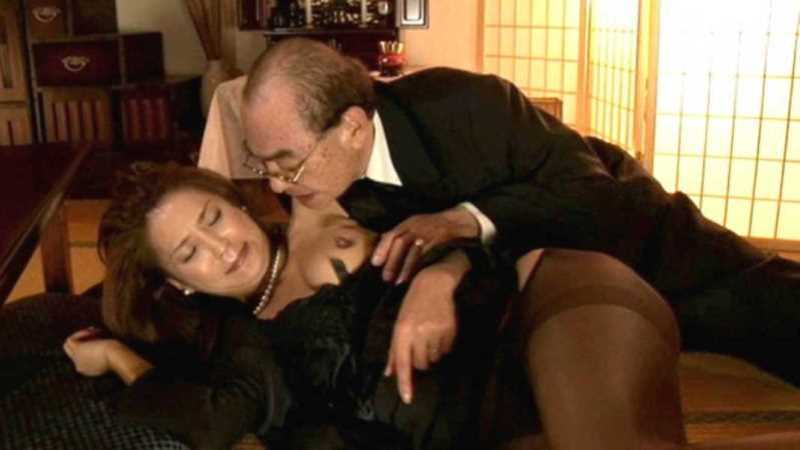 喪服 セックス画像 92