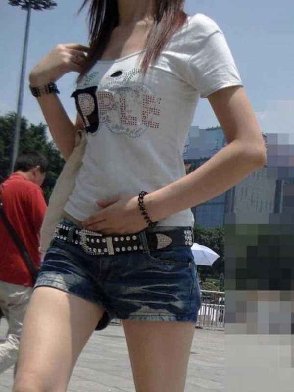 Tシャツ 透けブラ画像 104