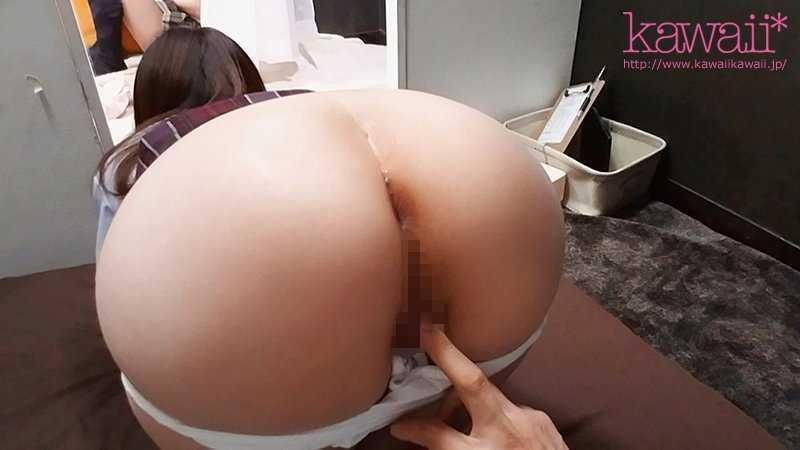 制服リフレ店の美少女セックス画像 3