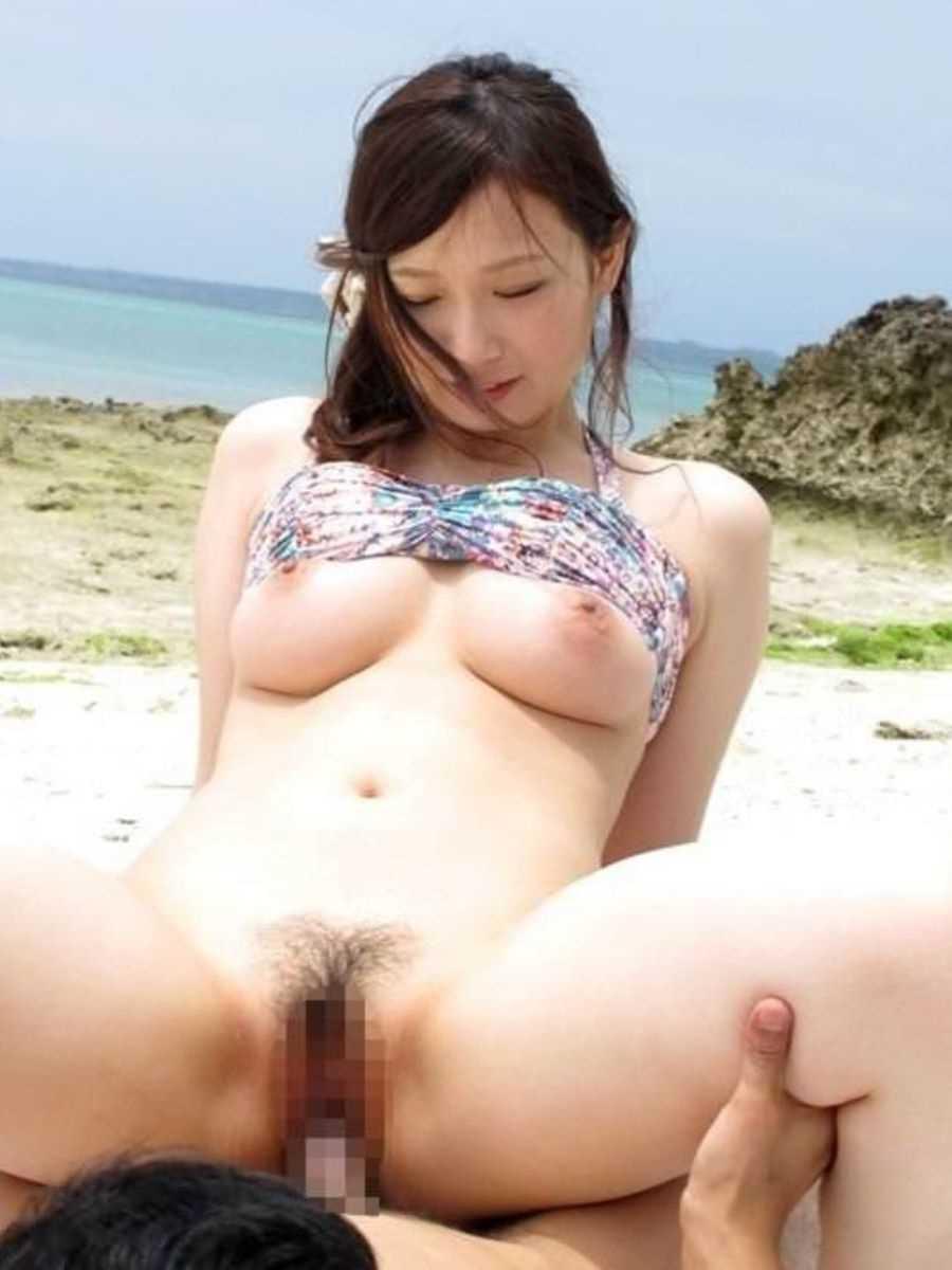 野外のセックス画像 108