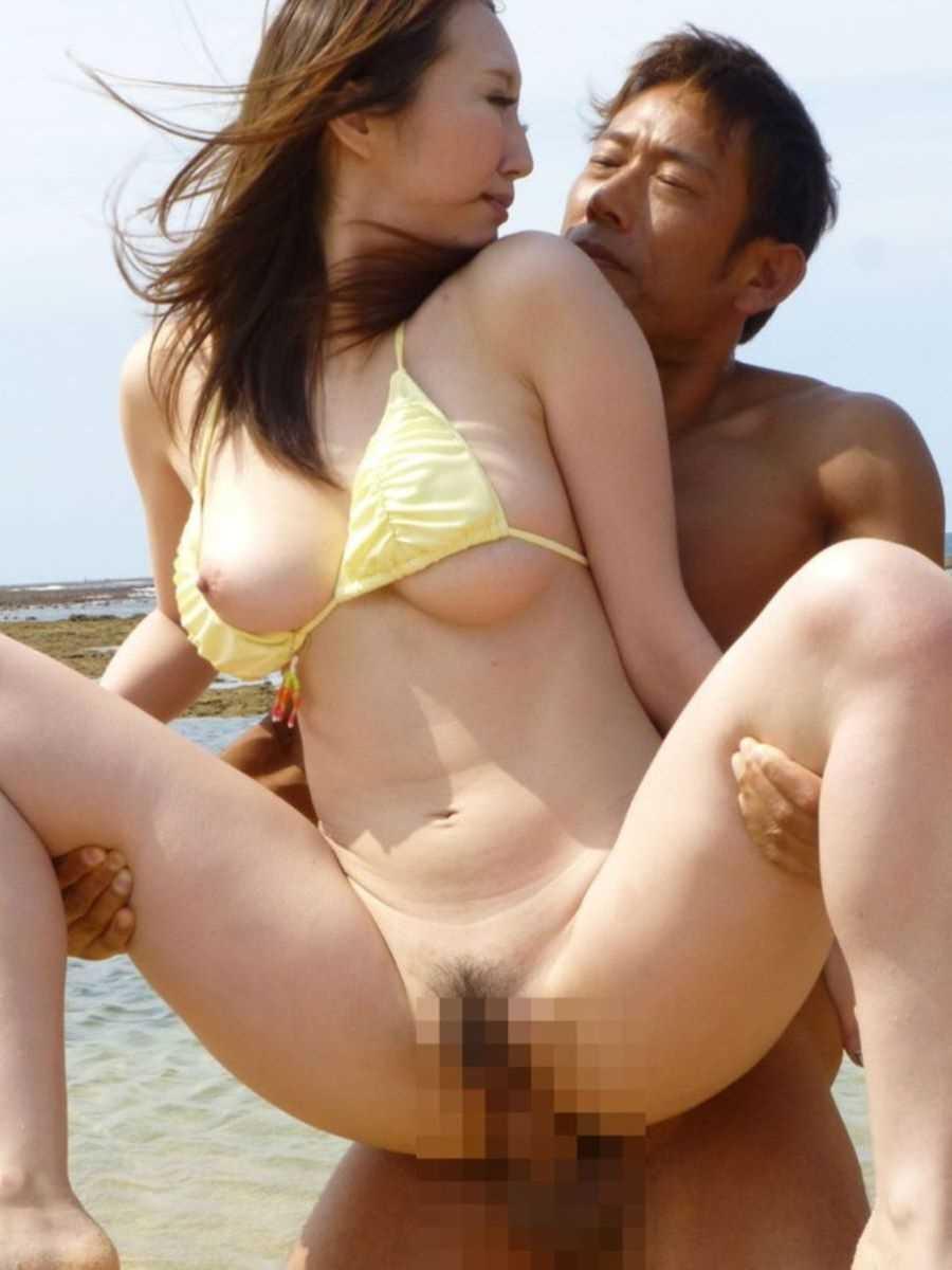 野外のセックス画像 120