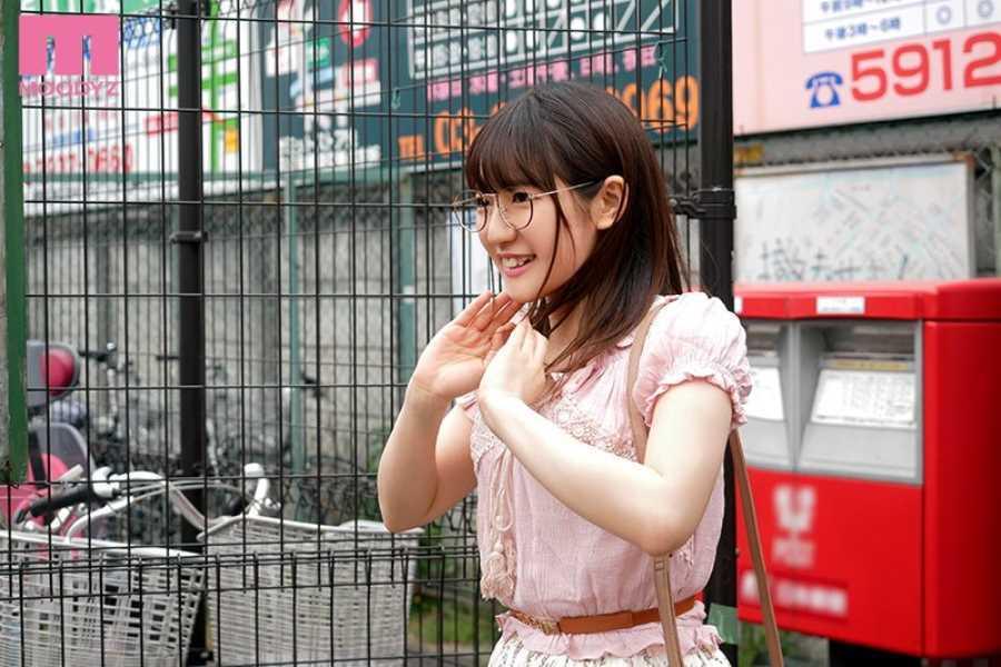 文系メガネ女子 河奈亜依 セックス画像 2