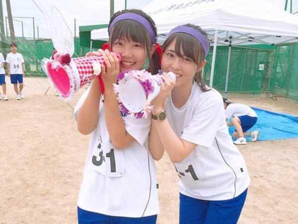 インスタに投稿された女子校の体育祭がコチラ…(※エロ画像あり)