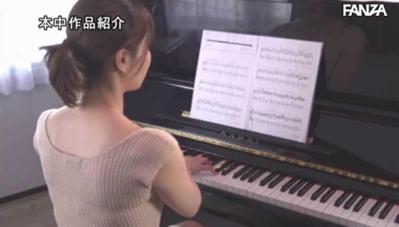 高校音楽教師 河西乃愛 エロ画像 24