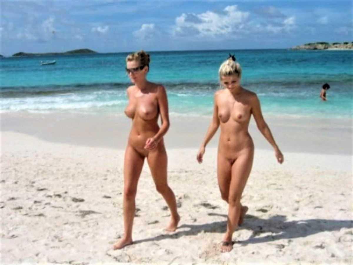 ヌーディストビーチのエロ画像 38