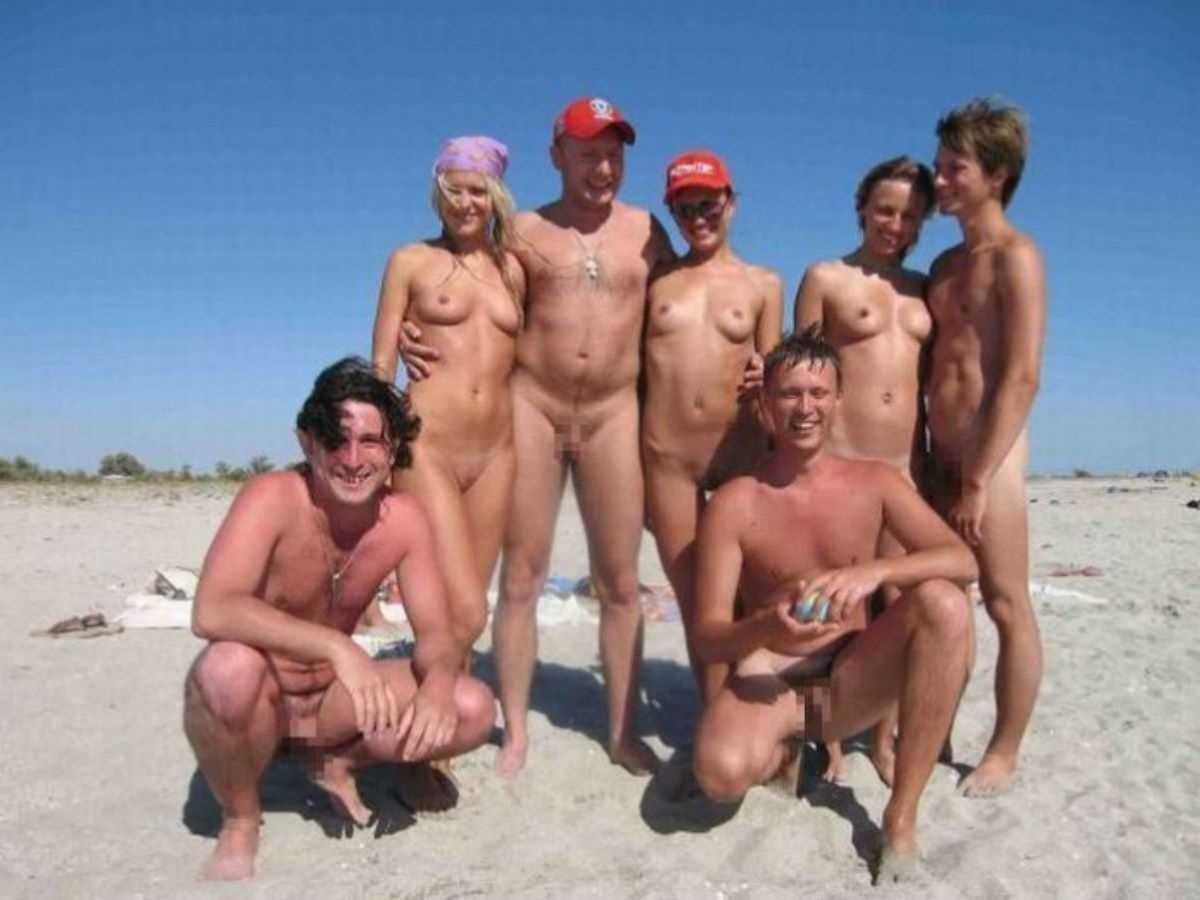 ヌーディストビーチのエロ画像 46