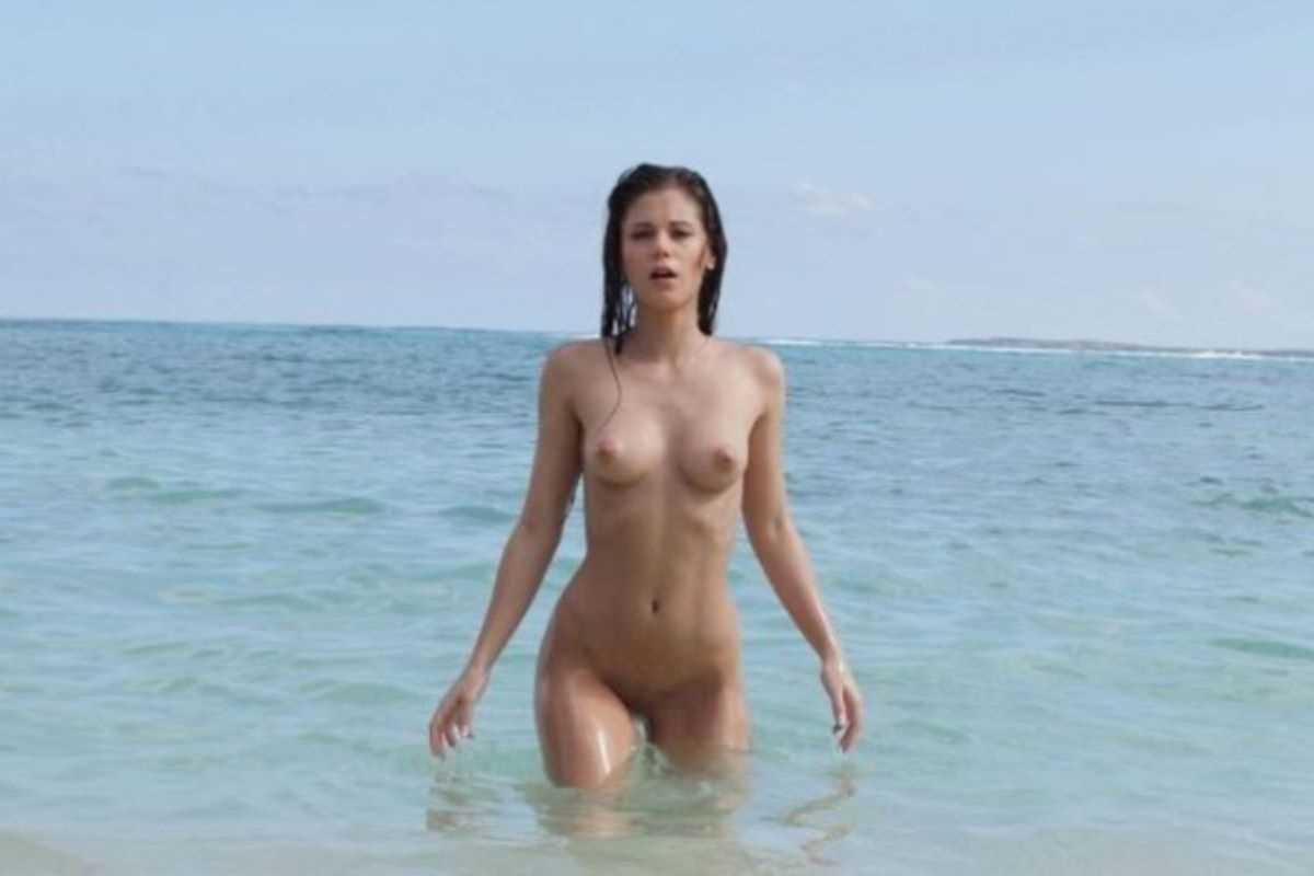 ヌーディストビーチのエロ画像 103