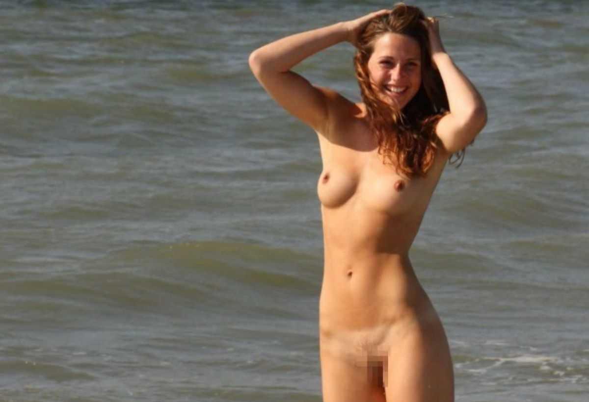 ヌーディストビーチのエロ画像 115