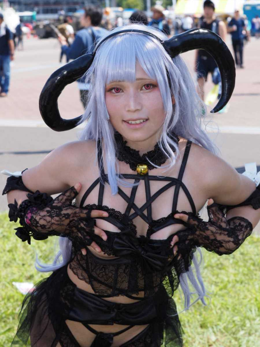 コミケ・コスプレのエロ画像 108