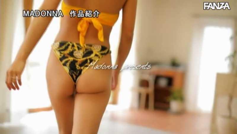 人妻水着モデル 新山リオ セックス画像 14