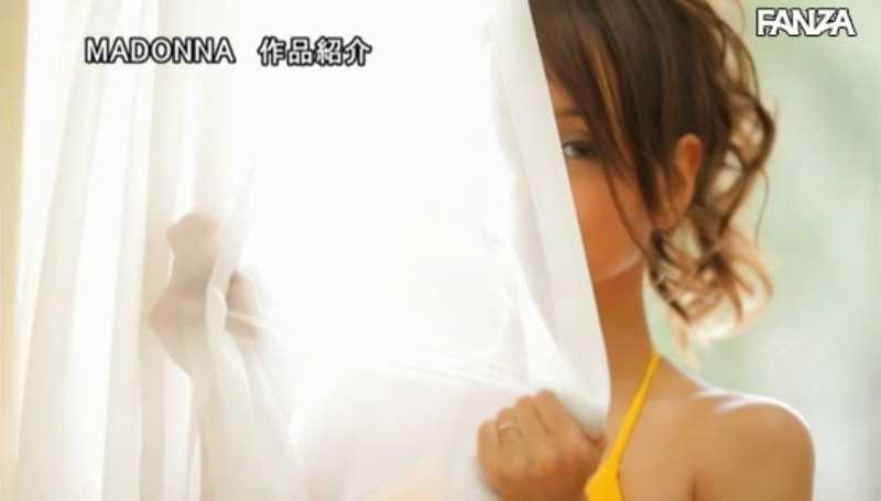 人妻水着モデル 新山リオ セックス画像 20