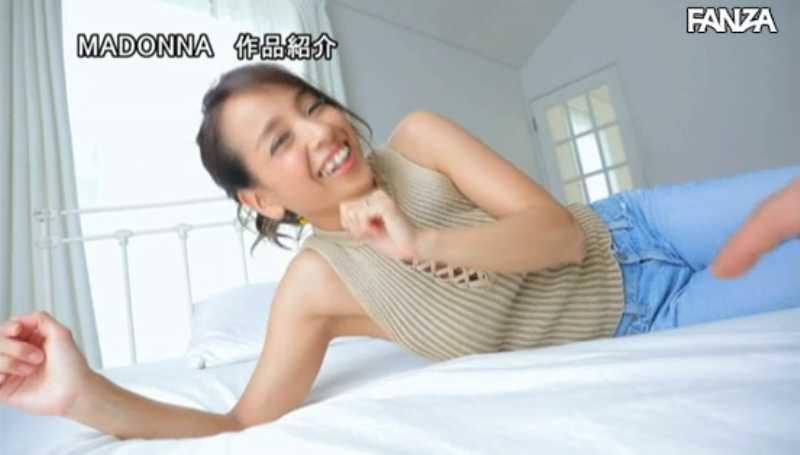 人妻水着モデル 新山リオ セックス画像 32