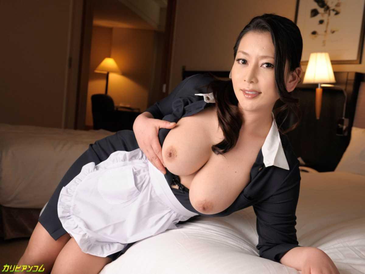 巨乳熟女おっぱい画像 109