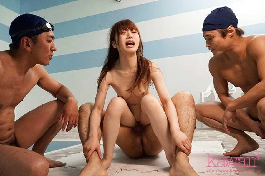 水泳女子 笠木いちか レイプ画像 8