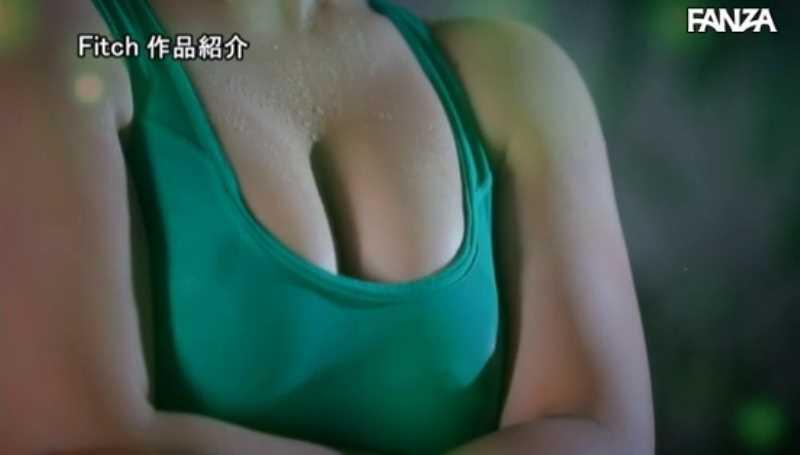 美巨乳ランナー 馬原美鼓 エロ画像 17