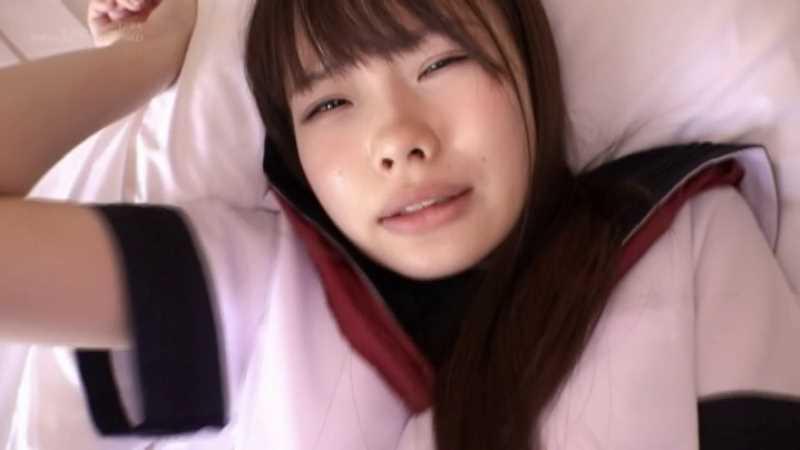 制服女子 松本いちか セックス画像 46