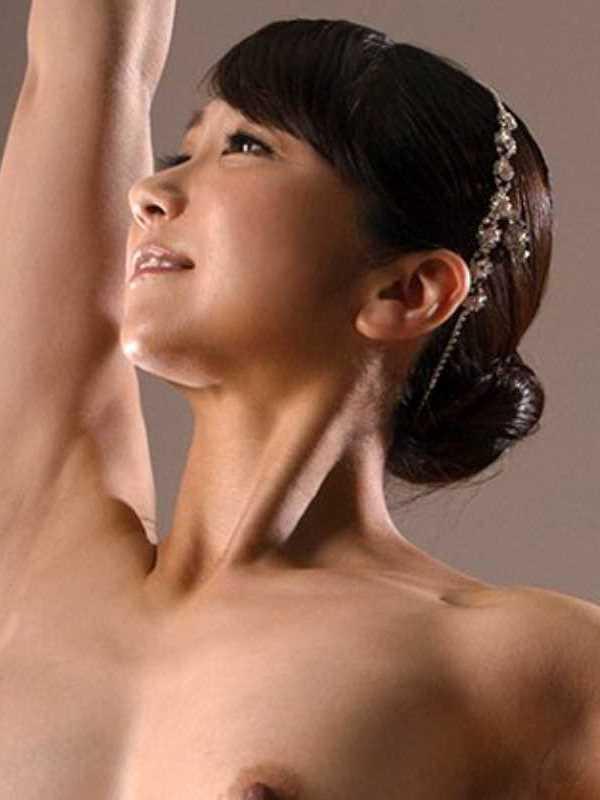 人妻バレリーナ 草刈美緒 セックス画像 1