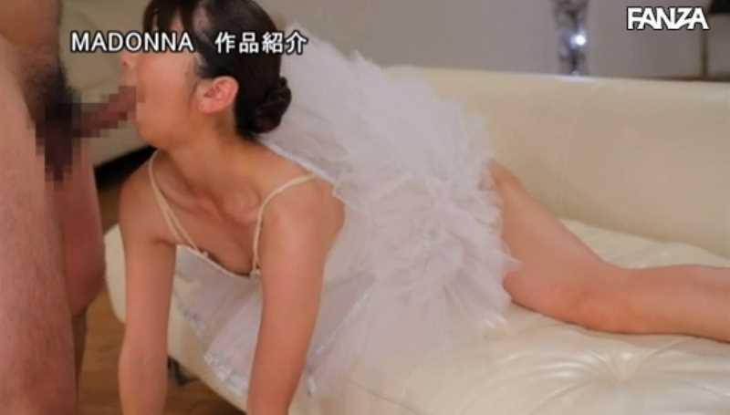 人妻バレリーナ 草刈美緒 セックス画像 43