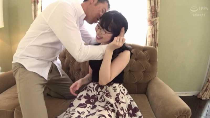 京都の人妻 新川愛七 セックス画像 23