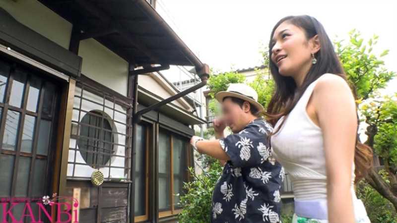 神戸の人妻 米倉穂香 セックス画像 3